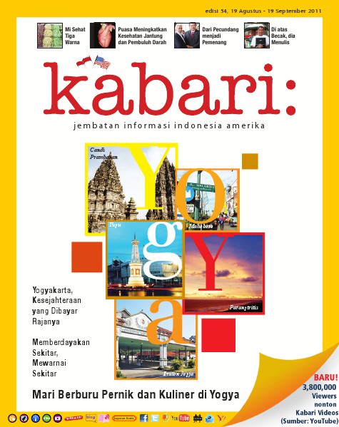 Vol: 54 Agustus - September 2011