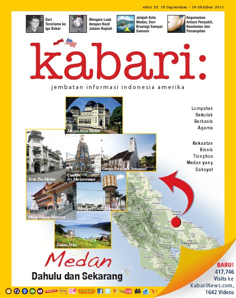 Majalah Digital Kabari Vol: 55 September - Oktober 2011