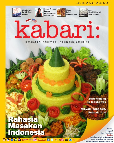 Majalah Digital Kabari Vol: 62 April - Mei 2012