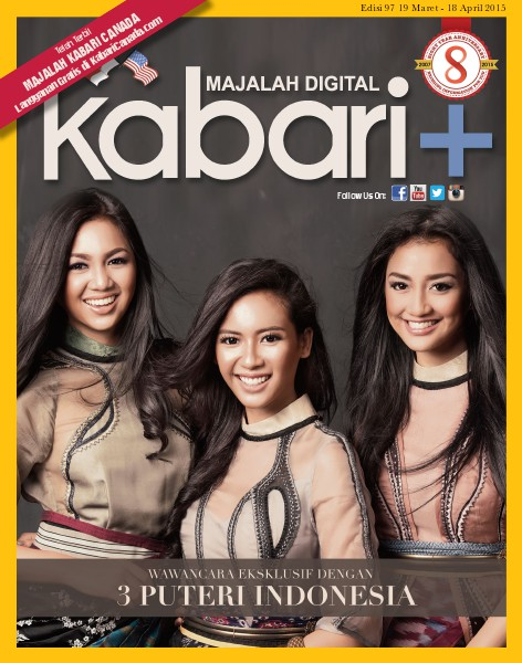 Majalah Digital Kabari Vol 97 Maret - April 2015
