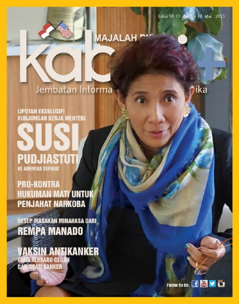 Majalah Digital Kabari Vol 98 April - Mei 2015