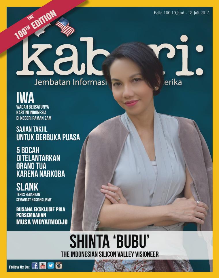 Vol 100 Juni - Juli 2015