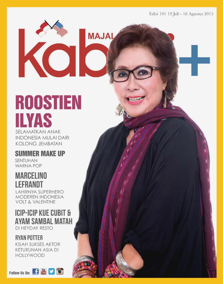 Majalah Digital Kabari Vol 101 Juli - Agustus 2015