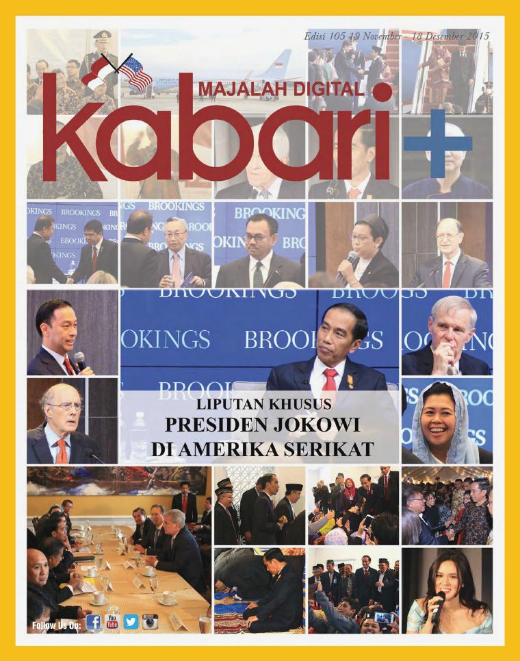 Majalah Digital Kabari Vol 105 November - Desember 2015