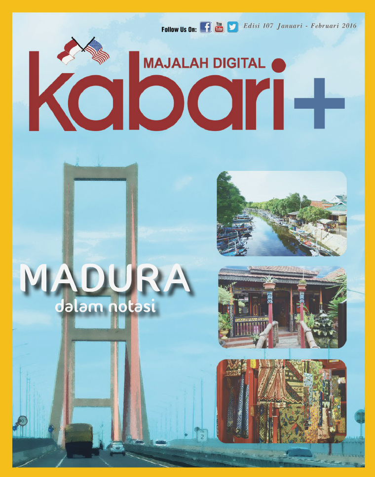 Majalah Digital Kabari Vol 107 Januari - Februari 2016