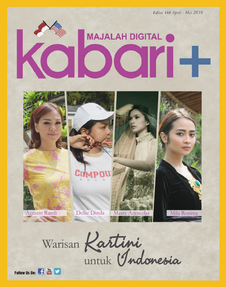 Majalah Digital Kabari Vol 110 April - Mei 2016