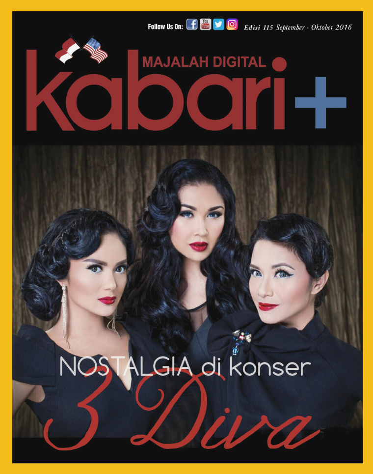 Majalah Digital Kabari Vol 115 September - Oktober 2016