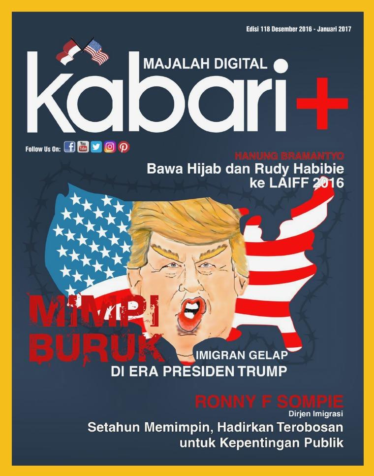 Majalah Digital Kabari Vol 118 Desember 2016 - Januari 2017