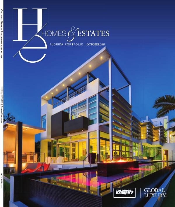 Homes & Estates Florida Portfolio October 2017