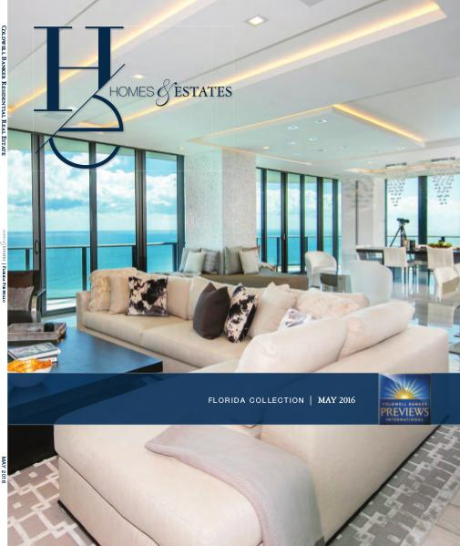 Homes & Estates Florida Collection May 2016