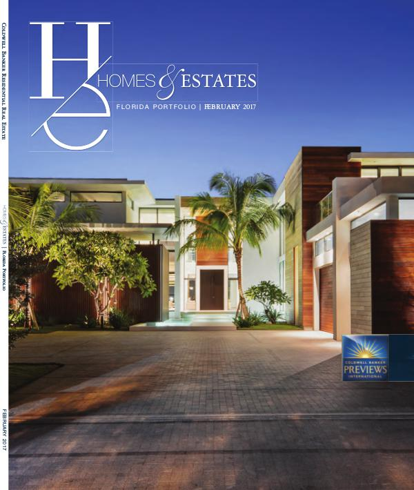 Homes & Estates Florida Portfolio February 2017