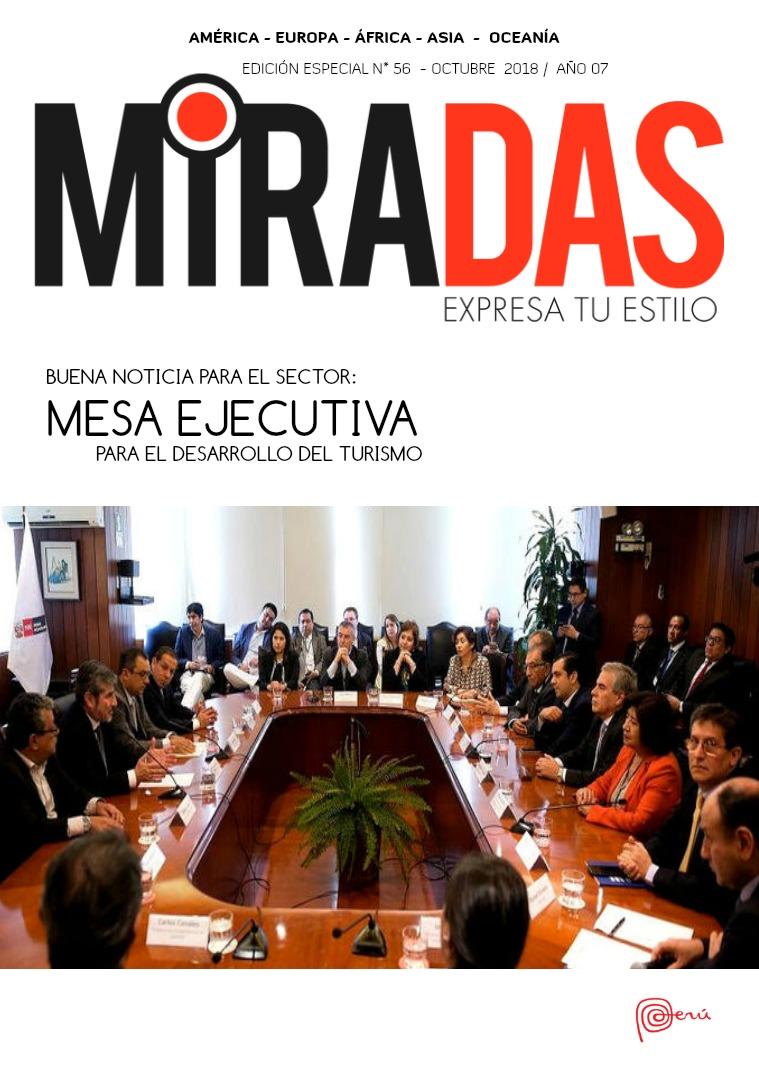 MIRADAS REVISTA MIRADAS # 56