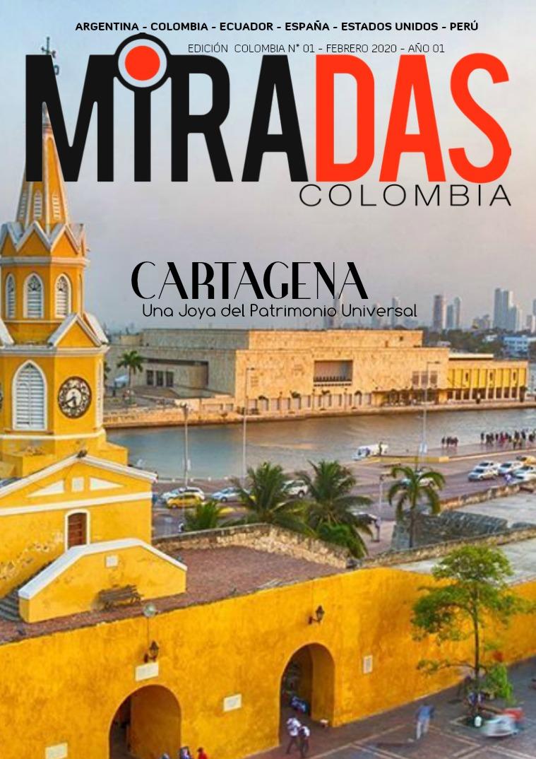 MIRADAS COLOMBIA # 01