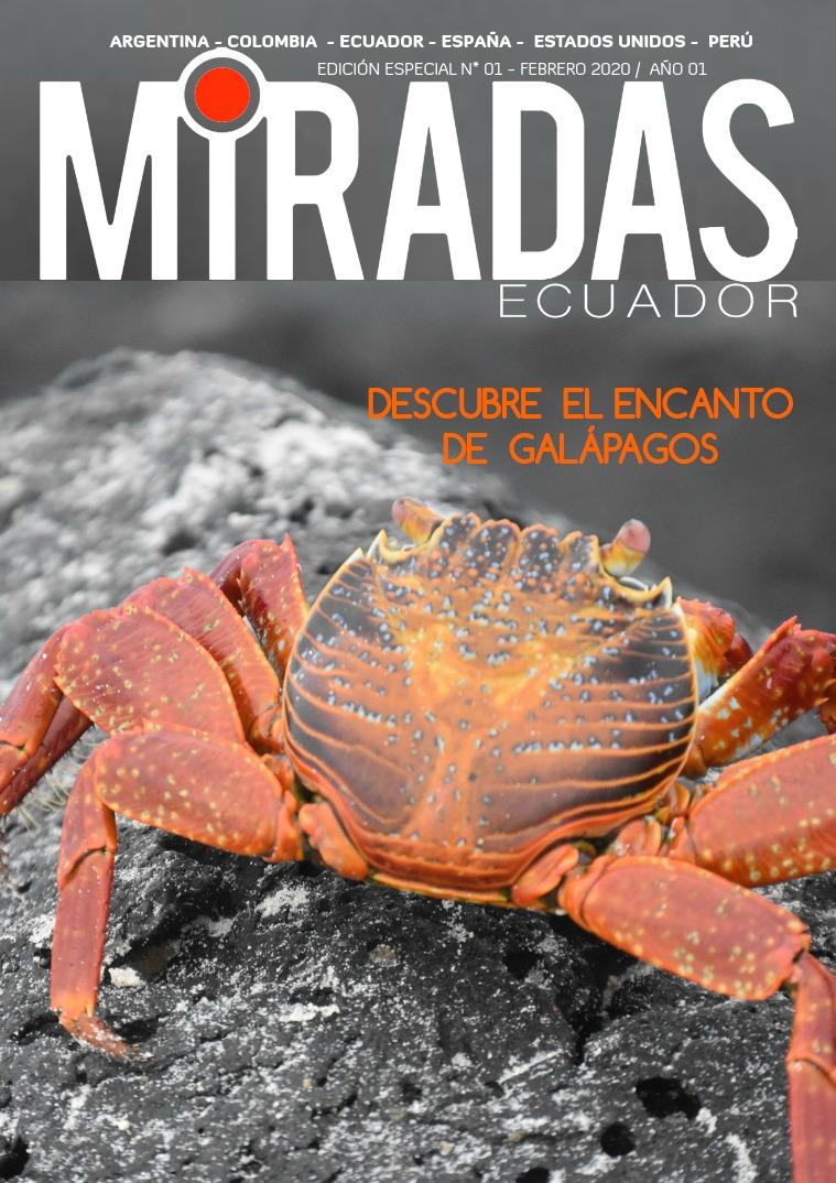 MIRADAS ECUADOR # 01