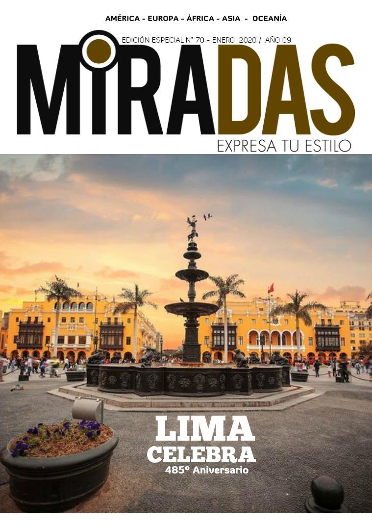 MIRADAS MIRADAS PERU # 70