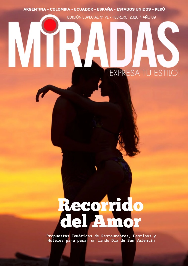 MIRADAS PERU # 71