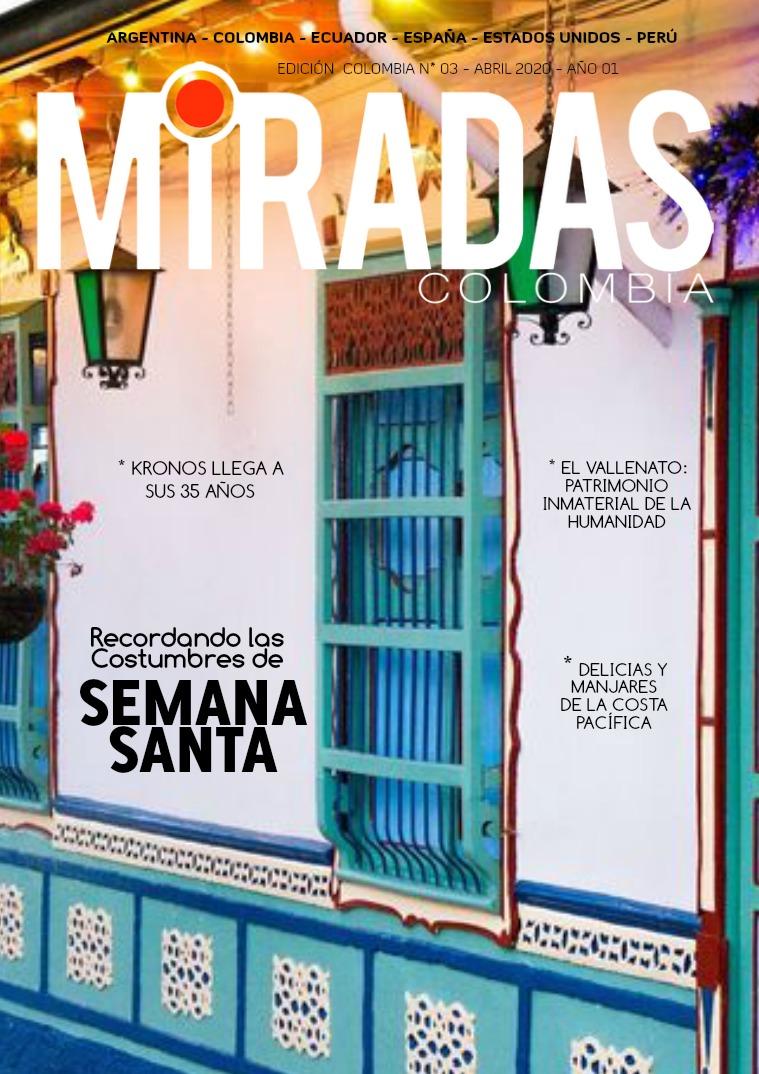 MIRADAS COLOMBIA # 03