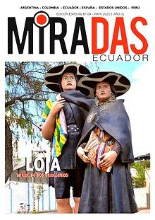 REVISTA MIRADAS - MIRADAS ECUADOR
