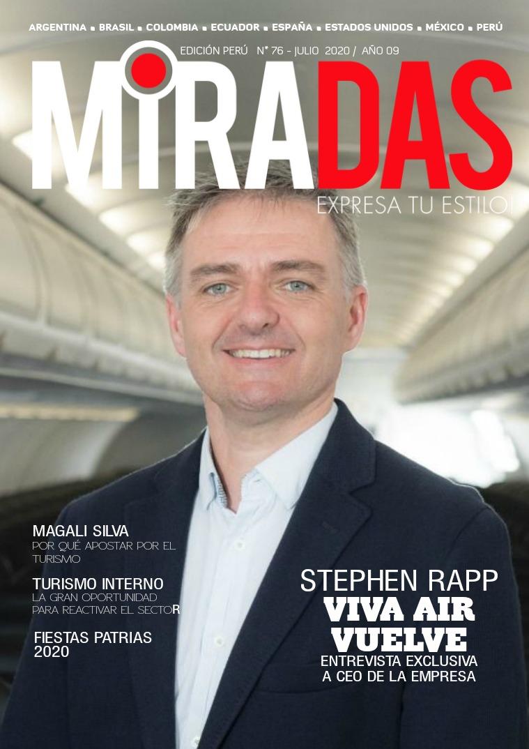 REVISTA MIRADAS - MIRADAS PERÚ EDICIÓN # 76
