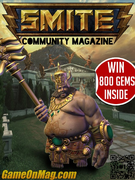 The Official SMITE Magazine Issue 1