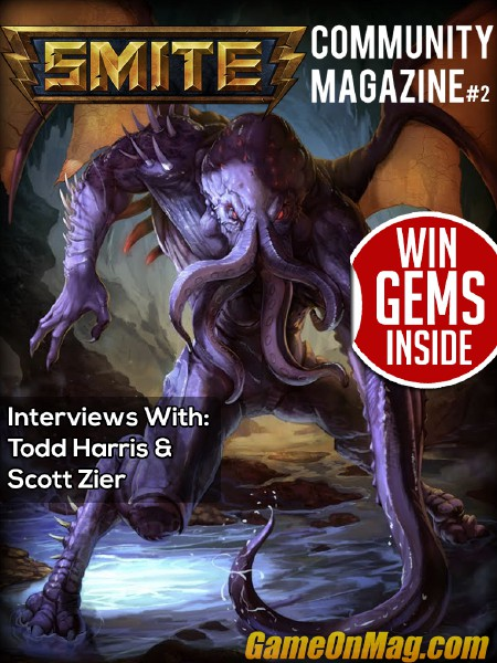 The Official SMITE Magazine Issue 2