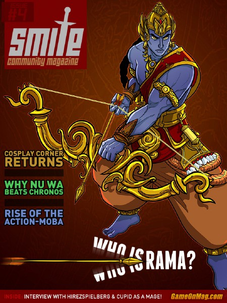 The Official SMITE Magazine Issue 4