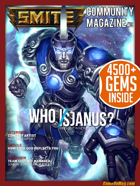 The Official SMITE Magazine Issue 3