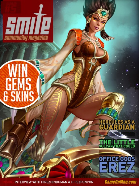 The Official SMITE Magazine Issue 5