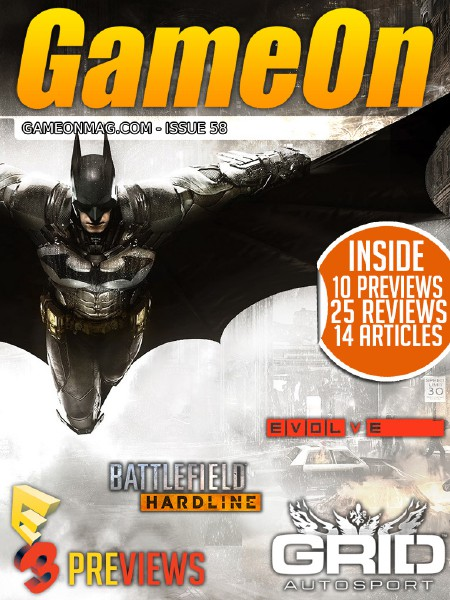 The GameOn Magazine Issue 58