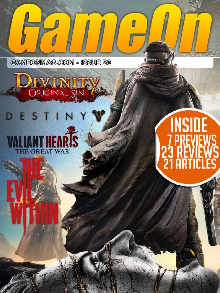 The GameOn Magazine Issue 59