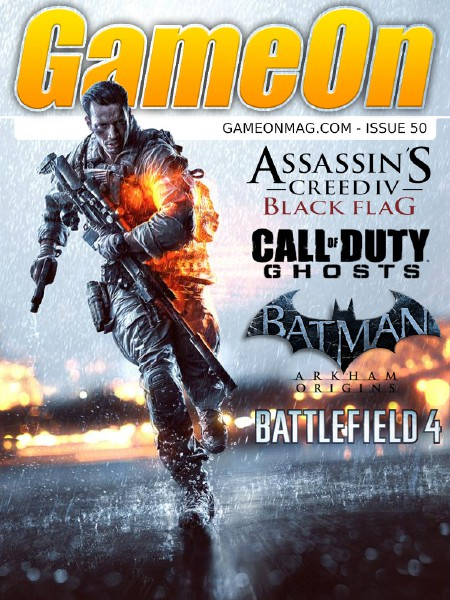 The GameOn Magazine Issue 50