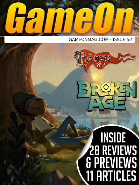 The GameOn Magazine Issue 52