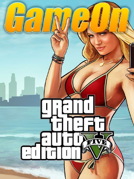The GameOn Magazine - Free Special Editions Grand Theft Auto V Special Edition