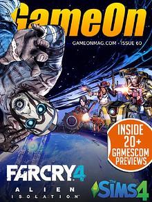 The GameOn Magazine