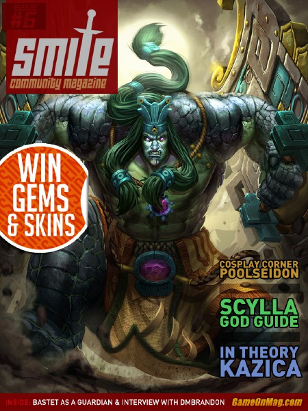 The Official SMITE Magazine Issue 6