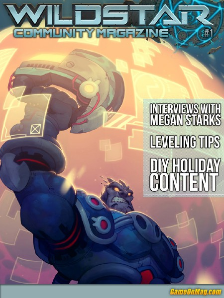 Wildstar Community Magazine Issue 1