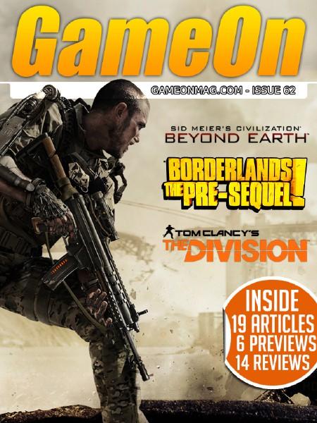 The GameOn Magazine Issue 62