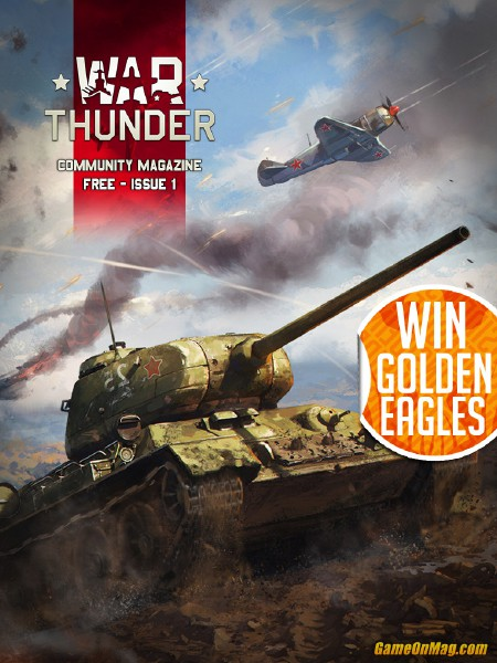 War Thunder Community Magazine Issue 1