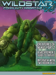Wildstar Community Magazine