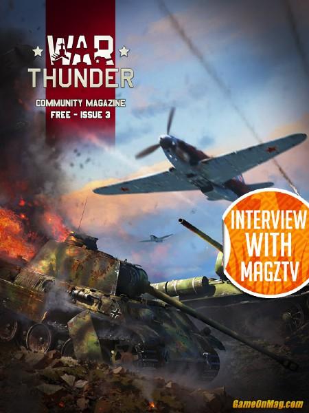 War Thunder Community Magazine Issue 3