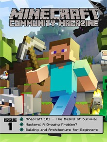 Minecraft Community Magazine