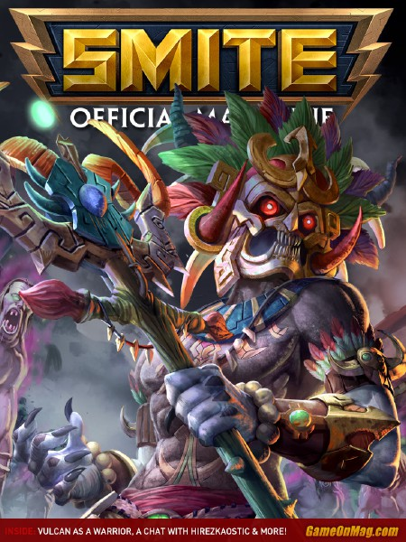 The Official SMITE Magazine Issue #14