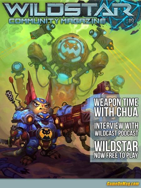 Wildstar Community Magazine Issue 9