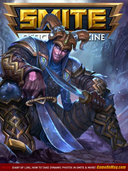 The Official SMITE Magazine Issue #16
