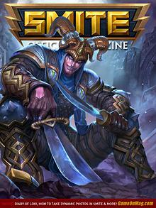 The Official SMITE Magazine