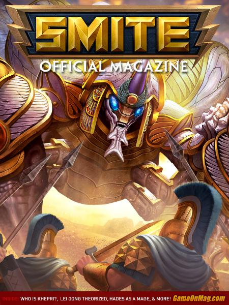 The Official SMITE Magazine Issue #17