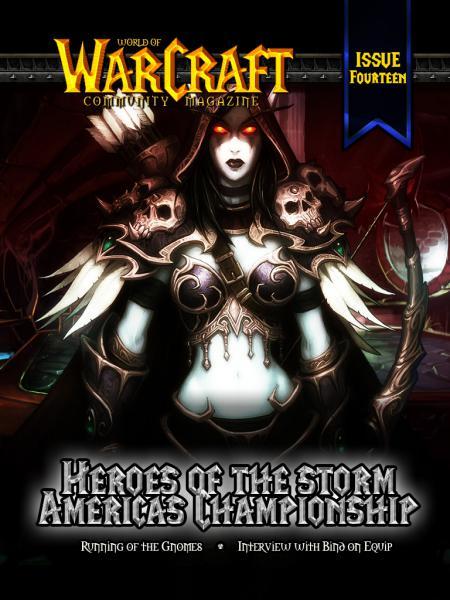 World of Warcraft Community Magazine Issue #14