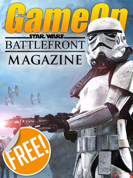 The GameOn Magazine - Free Special Editions Star Wars Battelfront Special Edition