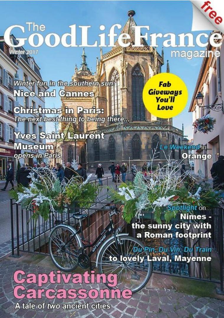 The Good Life France Magazine Winter 2017