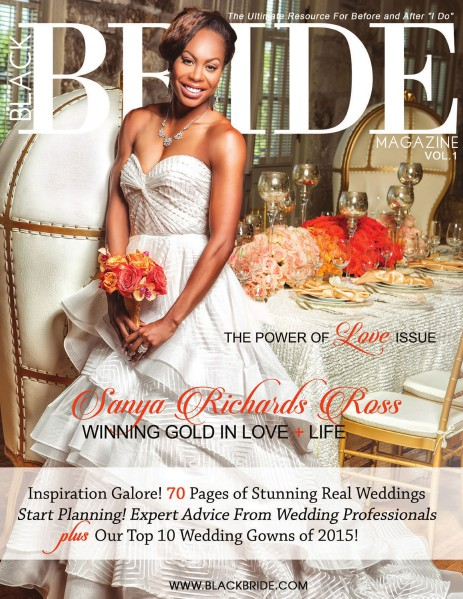 Black Bride Magazine Power of Love Issue Vol.1
